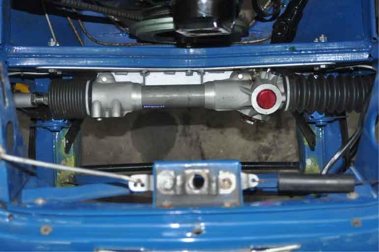 Healey Steering Rack